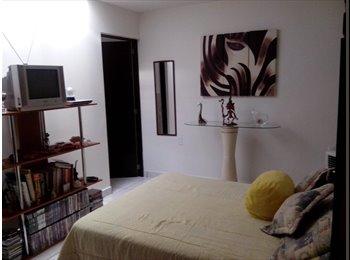 CompartoDepa MX - rento habitacion amueblada con todos los servicios - León, León - MX$2000