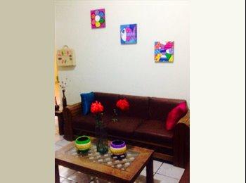 Comparto Casa en Fraccionamiento - Vista Alegre