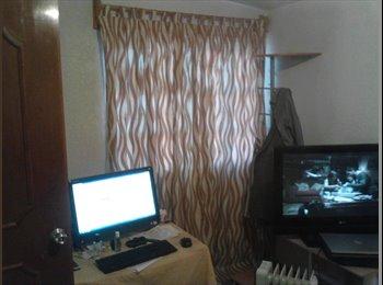 CompartoDepa MX - Comparto Casa amueblada con todos los servicios - Toluca, México - MX$2500