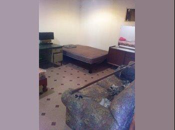 CompartoDepa MX - cuarto con dos camas. - Mazatlán, Mazatlán - MX$1500