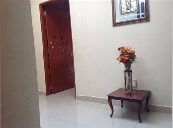CompartoDepa MX - Cuarto amueblado para estudiantes - Mazatlán, Mazatlán - MX$6000