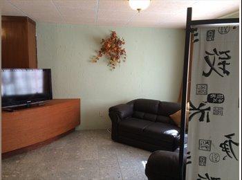 CompartoDepa MX - Renta de habitación para señoritas 1500 - Pachuca, Pachuca - MX$1500