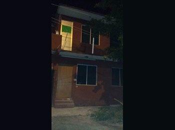 Rento casa en la Unidad veracruzana $3000 al mes