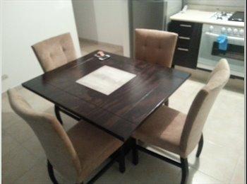 CompartoDepa MX - Departamento con 2 habitaciones 2 baños - Benito Juárez, DF - MX$3800