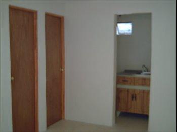 CompartoDepa MX - Alquilo Comoda y Amplia Habitacion Con Servicios - Benito Juárez, DF - MX$3500