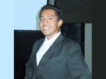 CompartoDepa MX - Adalberto - 24 - DF