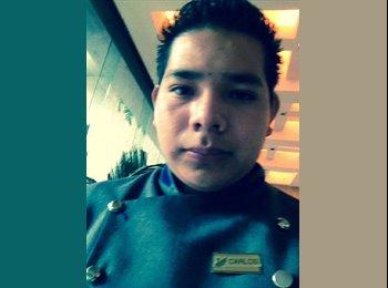 CompartoDepa MX - Carlos - 20 - DF