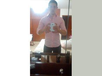 CompartoDepa MX - Juan Carlos Gil - 24 - Colima