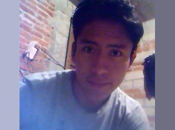 CompartoDepa MX - Aaron Garcia - 19 - Oaxaca de Juárez