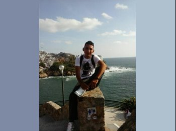 CompartoDepa MX - Jonathan  - 20 - Tepic