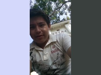 CompartoDepa MX - Emilio  - 18 - Tepic