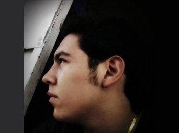 CompartoDepa MX - Roberto  - 25 - Saltillo