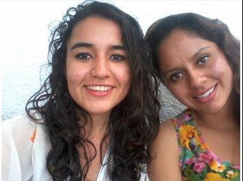CompartoDepa MX - Cindy Yamileth - 20 - Oaxaca de Juárez