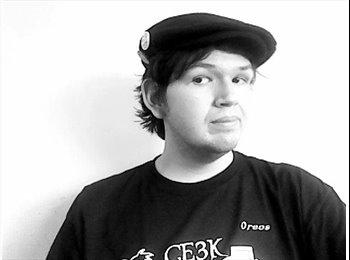 Josue Escobar - 24 - Estudiante