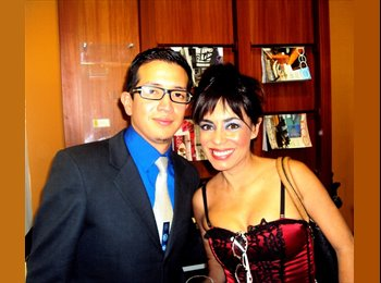 CompartoDepa MX - ANDRES SEBASTIAN - 25 - Puebla