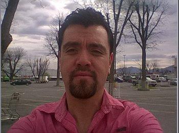 CompartoDepa MX - Leon Aguirre Mexicano - 28 - Saltillo