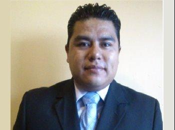 CompartoDepa MX - Daniel - 33 - Puebla