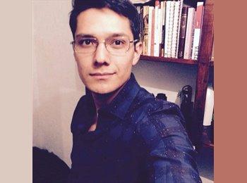 CompartoDepa MX - Gerardo - 24 - México