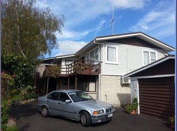 NZ - Rooms for short stays - Brookfield, Tauranga - $140