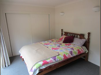 NZ - Double bedroom available - The Wood, Nelson - $200