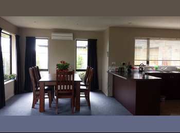 NZ - single rooms for rent in wigram 180/wk - Halswell, Christchurch - $180