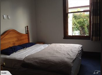NZ - Furnished double bedroom - Christchurch, Christchurch - $200