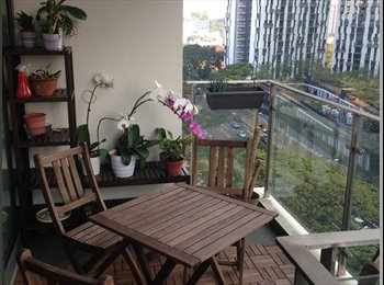Awesome Bedroom Available in Central Area