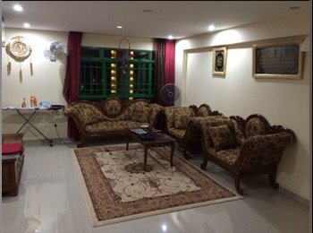 Common Room For Rent Near Admiralty MRT