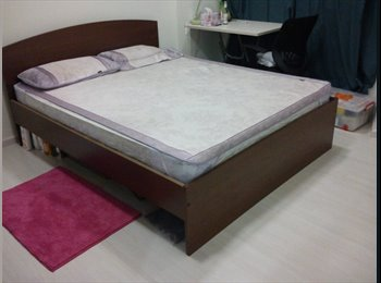 Condo master room within mins walk to Khatib MRT