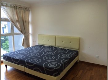 Master Bedroom for rent at Wak Hassan Drive