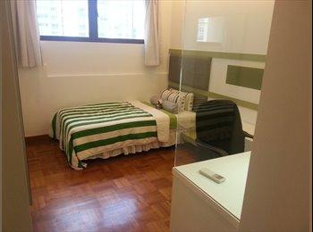 Female Environment-Common bedroom near Novena MRT
