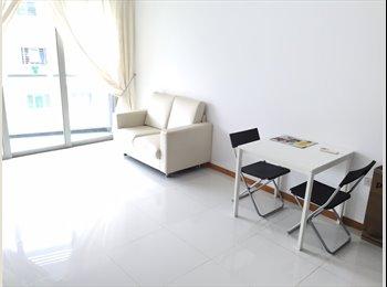 EasyRoommate SG - 1 bedroom condo at farrer park - Farrer Park, Singapore - $3000