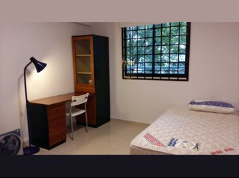 EasyRoommate SG - NEW ROOM 3 mins to MRT by SHORTCUT. Price negotiable - Holland, Singapore - $950
