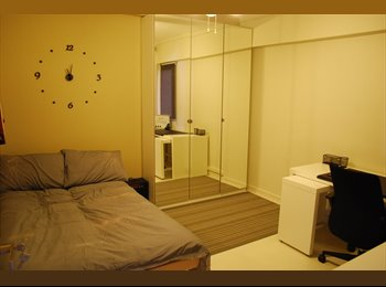 2 Large renovated rooms for rent