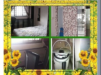 Cozy Room in 404Sembawang-Preferably Single/Profes