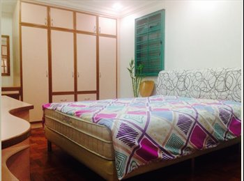 EasyRoommate SG - 2mins to Sembawang station, high floor master room - Sembawang, Singapore - $950