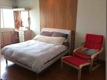 Master bedroom at CBD Area for RENT *NO AGENT FEES