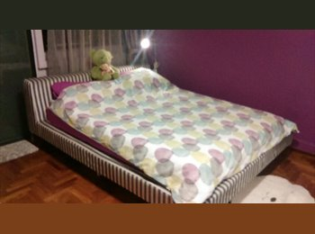 EasyRoommate SG - 102 Bukit Purmei Master's BR for Rent;Tel - Telok Blangah, Singapore - $1160