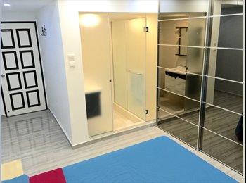 New modern master room in CBD