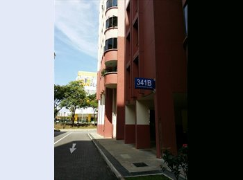 EasyRoommate SG -  common room - sembawang Opp mrt, shopping mall - Sembawang, Singapore - $750