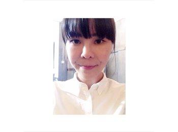 EasyRoommate SG - Nicolette  - 27 - Singapore