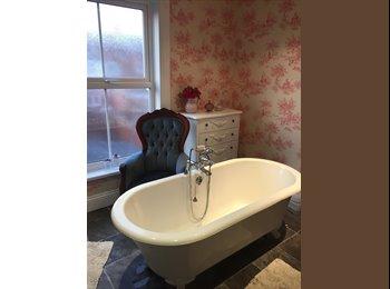 EasyRoommate UK - BILLS INCL DOUBLE ROOM HOUSE SHARE - Kingston-upon-Hull, Hull - £345