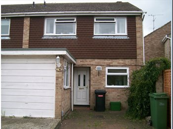 EasyRoommate UK - Double room - Thatcham, Thatcham - £420