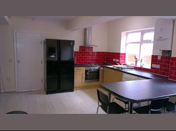 6 Bedroomed student House, Fallowfield, Manchester