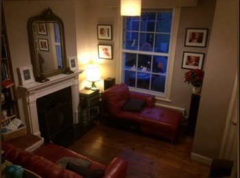 Dbl room in beautiful refurbished Victorian house