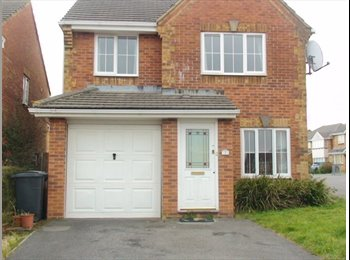 EasyRoommate UK - Beautiful Rooms in a lovely house - must be seen. - Pentwyn, Cardiff - £345