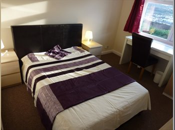 Beautiful Double Rooms in Central Location