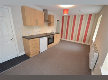 EasyRoommate UK - MODERN 1 BEDROOM APARTMENT - Accrington, Accrington - £370