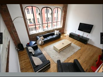Spacious Central Apartment in Northern Quarter