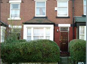 Newly refurbished rooms in Headingley shared house